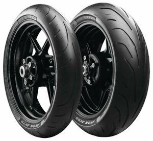 Avon Rear 3D Ultra Evo Tires 150/60-18, Radial, (66W)