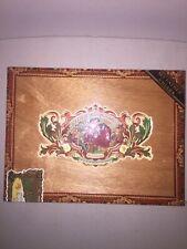 LOT OF 2! My Father Cigars Flor De Antilles Toros Gordos Wood Cigar Box Humidor