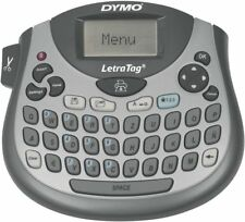 Dymo LetraTAG LT-100T Label Gerät Schridtband LT12mm Beschriftungsgerät S0758370