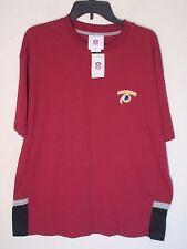 NEW Washington Redskins Mens NFL T Shirt XL Extra Large Maroon 1a9a9eacd