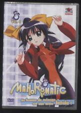 NEUF DVD MAHOROMATIC Vol. 4 MANGA DESSIN ANIME 3 ÉPISODES SOUS BLISTER