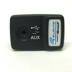Fiat 500 USB & Aux Socket Blue & Me (735547937)
