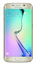 Samsung Galaxy S6 Edge SM-G925T - 32GB - Gold Platinum (T-mobile)  9/10 Burn