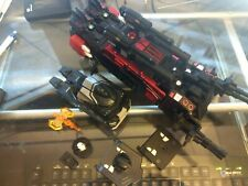 Xovergen Trailer Force Master Armor TF-01B Black w/ SDCC Universe Nemesis Prime
