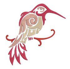 BEAUTIFUL BIRDS - 10 MACHINE EMBROIDERY DESIGNS - 3 SIZES - IMPCD113