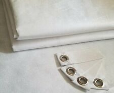 TYVEK ground cloth sheet 8 X 4 feet w/ 4 Ultralight  GROMMET TABS