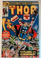 Thor #247 Marvel 1976 VF- Bronze Age Comic Book 1st Print