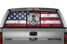 Ford F150 F 150 Window Vision Graphics Vinyl Sticker Decal 2009-2014 AMENDMENT