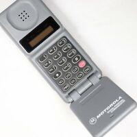 Vintage Motorola 67416A (Cellular One) Classic Flip Phone ~ EXCELLENT ~