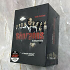 The Sopranos Complete Series DVD 30-Disc Box Set Sealed Region 1 Free Shipping