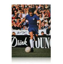 Charlie Cooke signed Chelsea photo - Colour Autograph