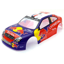 RCG Racing 1/10 Citroën C4 RALLYE corps Shell 190mm S009