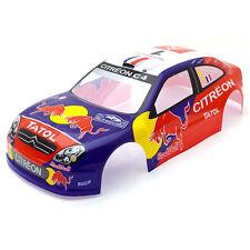 RCG Racing 1/10 Citreon C4 Rally Body Shell 190mm S009