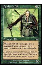 4x Symbiotic Elf Onslaught MtG Magic Green Common 4 x4 Card Cards