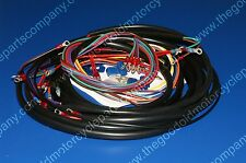 Harley Davidson 70153-70  1970-Early 1971 XLCH Complete Wiring Harness