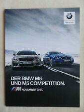 BMW 7er E32 Prospekt 1//92 brochure 1992 Autoprospekt Broschüre broschyr brosjyre