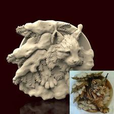 3d STL Model CNC AP010 (Plate Lynx) Engraver Carving Machine Relief Artcam