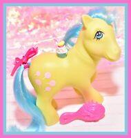 ❤️My Little Pony MLP G1 Vtg 1985 TOOTSIE Lollipop Green Blue Pink Earth❤️