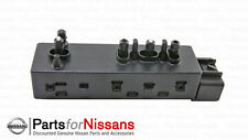 Genuine Nissan 2008-2012 Altima NV Left Driver Power Seat Slide Switch