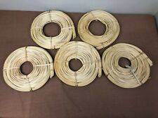 Basket Weaving Reed - #5 Round - Basketry Supplies - 5 Pound Lot - (1/2)