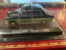 Fiat 1400 Roma 1955 Taxi - 1/43 - NEUF