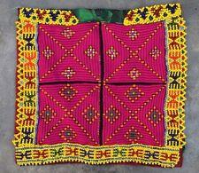 Kuchi Nomad Banjara Bead Gypsy Afghan Choli Top Tribal Dress Related Embroidery