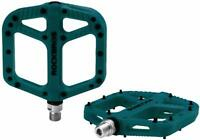 RockBros Mountain Bike Bicycle Bearing Pedals Wide Nylon Pedals a Pair Blue