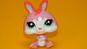 Authentic Littlest Pet Shop  Hasbro Original  LPS  Hase/rabbit  2407