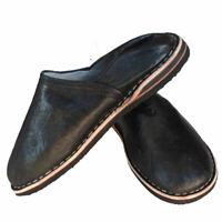 Orientalische Leder Schuhe Aladdin Spitzschuhe Marokkanische Babouche Pantoffel