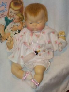 """19"""" Vintage Vogue """"Baby Dear"""" Baby Doll W/Extras"""