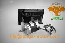 Brushless motor DC 57BL04 24V69W 3000RPM driver (8015A) for Car Peristaltic pump
