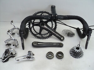 CAMPAGNOLO CENTAUR Carbon 10s group set build kit gruppe record chorus