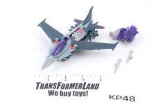 Starscream RiD 100% Complete Voyager Prime Transformers