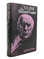 Paul J. Stern C. G. JUNG The Haunted Prophet 1st Edition 1st Printing