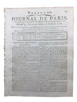 Châlons-sur-Marne en 1790 Ligonier Bonne Savardin Haïti Colonie Barnave Barmond