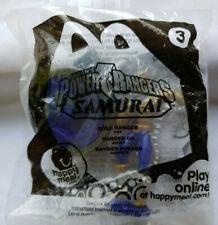 McDonald's 2011 Saban's Power Rangers Samurai Gold Ranger Toy #3