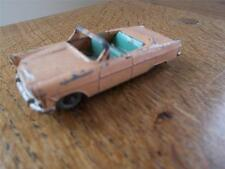 Vintage Lesney Nº 39 Ford Zodiac Convertible Coche Hecho en Inglaterra Diecast
