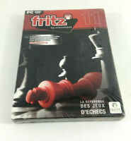 Jeu PC VF Fritz 11 by Chessbase Jeux d echec Marie Sebag Neuf scelle Envoi suivi
