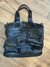 Lululemon Triumph Gym Tote Bag - Black