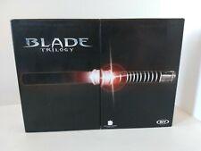 Rare Dutch Exclusive Marvel Blade Trilogy Collectors Edition #1634 5 DVD Box