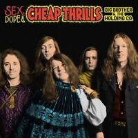 Big Brother & The Holding Company - Sex, Dope & Cheap Thrills (NEW 2 x CD)