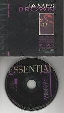 James Brown ‎– Essential Masters: James Brown CD, Compilation, 1998 Digipack