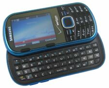 PRE PAID ONLY Samsung Intensity II SCH-U460 Blue Verizon Page Plus Cell Phone