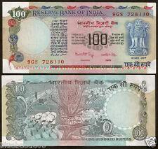 ★★ 100 Rupees Dr. Manmohan Singh ~ Blue,Pink ~ G-39 ~ UNC ★★ bb85
