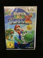 Nintendo Wii | Super Mario Galaxy 2 | Deutsche USK Version | Neu & Sealed