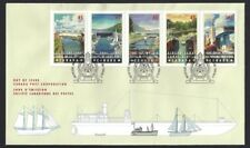 Canada   # 1725 - 1729     CANALS    New 1998 Unaddressed