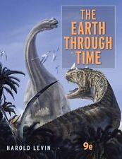 The Earth Through Time by Harold L. Levin (2009, Paperback)