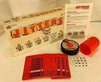 1986 Jitters Game by Milton Bradley Complete in Good Condition FREE SHIPPING