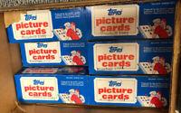 1991 Topps Baseball Vending Box 500-Count CHIPPER JONES Rookie Atlanta Braves
