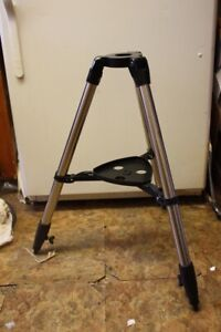 Universal Flat Top Steel Legged Telescope Tripod with Eyepiece Tray